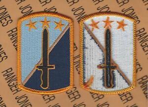 170th infantry brigade color.