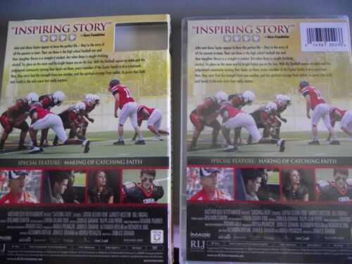 1 of 1 - Catching Faith (DVD, 2015)