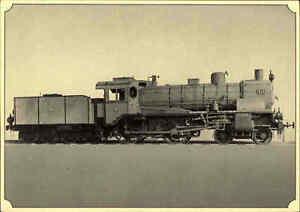EISENBAHN-Motiv-AK-Thyssen-HENSCHEL-Heissdampf-Schnellzug-Lokomotive-Typ-S9
