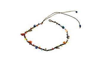 pulsera-tobillera-Perlas-y-Turquesa-Hilo-Trenza-de-Negro-4202