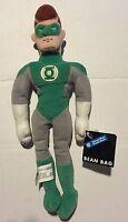 Wb Store Exclusive Green Lantern 10in Bean Bag Plush Doll Jla Retired