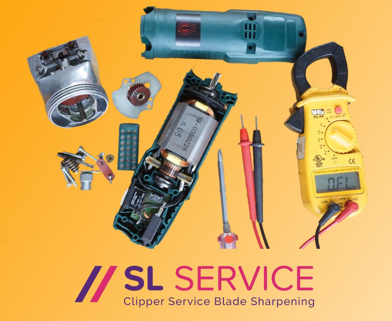 Large Clipper Service - SL Service