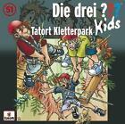 Die drei ??? Kids (51) Tatort Kletterpark von Ulf Blanck (2016)