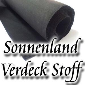 Sonnenland Stoff Cabrio Verdeck Stoff Sonnenlandstoff 150 Cm Breit