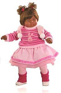 Spiel Puppe Dolores ca 43 cm von Paola Reina Art Nr 6097