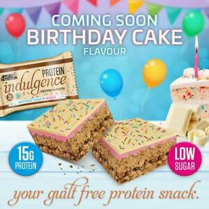 Incredible Applied Nutrition Protein Indulgence Bar X 12 Salted Caramel Personalised Birthday Cards Cominlily Jamesorg