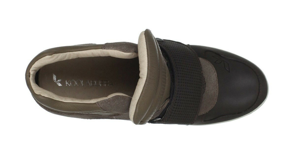 KOOLABURRA CHARLIE donna WEDGE FASHION scarpe da ginnastica ginnastica ginnastica IN COFFEE Dimensione 10 M NIB 72b7db