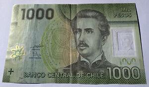 BANCONOTA 1.000 Pesos CILE / CHILE 2011 (SPL)