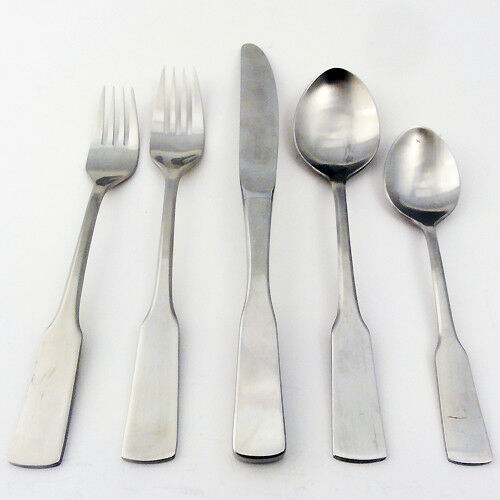 ARCTICA by WMF Flatware Stainless Steel 5 Piece Place Setting NEW NEVER USED