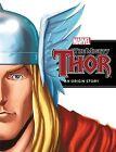 The Mighty Thor: An Origin Story by Rich Thomas (Hardback, 2012)