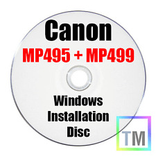Canon Pixma MP495 Cd Di Installazione Per Stampante Windows