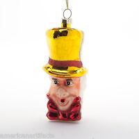 Paul Cardew Alice In Wonderland Mad Hatter Christmas Ornament 4
