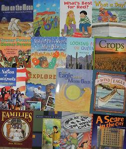 Avenues-Leveled-Readers-Level-D-3rd-Grade-3-Homeschool-16-Books-Paperback