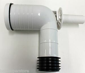 S Trap Adapter For Wall Faced Toilet S Trap Connector