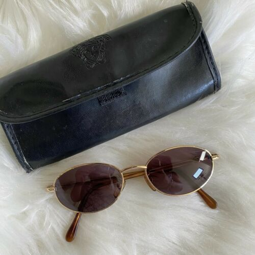 Vintage Gianni Versace Mod H35 COL 030 sunglasses - image 1