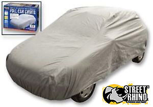 Mini Cooper Universal Large Breathable Full Car Cover