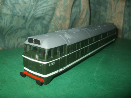AIRFIX BR CLASS 31 GREEN LOCO BODY ONLY No.1