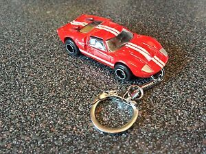 Image Is Loadingcast Ford Gt Mkii Mk Red