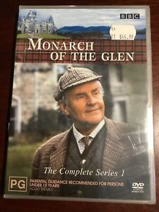 MONARCH-OF-THE-GLEN-Complete-Series-One-New-Sealed-2-DVDs-R4-PAL
