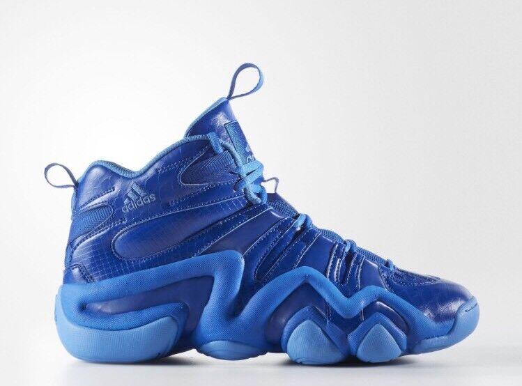 Adidas crazy 8 sz 9 kobe bryant königsblau mavs foamposite magie mavs königsblau penny kb b72994 18eb0e