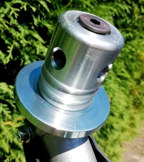 Vierteldrehungs-Cam-Lock mit 12-Mm-Gewinde und SchlüSsel für SchubladenkC3H3 1X