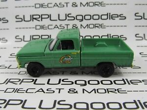 Greenlight-1-64-LOOSE-Collectible-Quaker-State-1969-FORD-F-100-F100-Pickup-Truck
