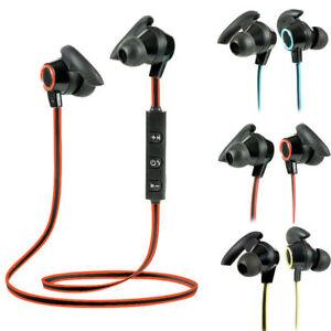 Details about AMW 810 Sport Bluetooth Headphone Wireless V4.1 Headset Bass Stereo Earphones