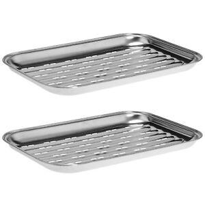 Bremermann-barbecue-foyer-de-2er-set-grill-poele-inox-env-35-x-24-5-cm-plaque