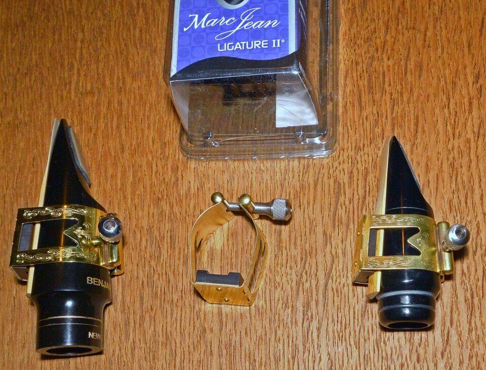 Saxofon, Marc Jean Woodstock Ligature