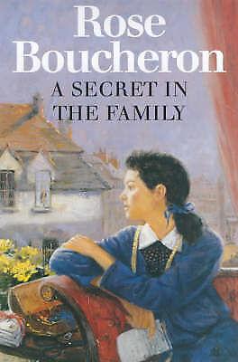 (Good)-A Secret in the Family (Hardcover)-Rose Boucheron-0749905255