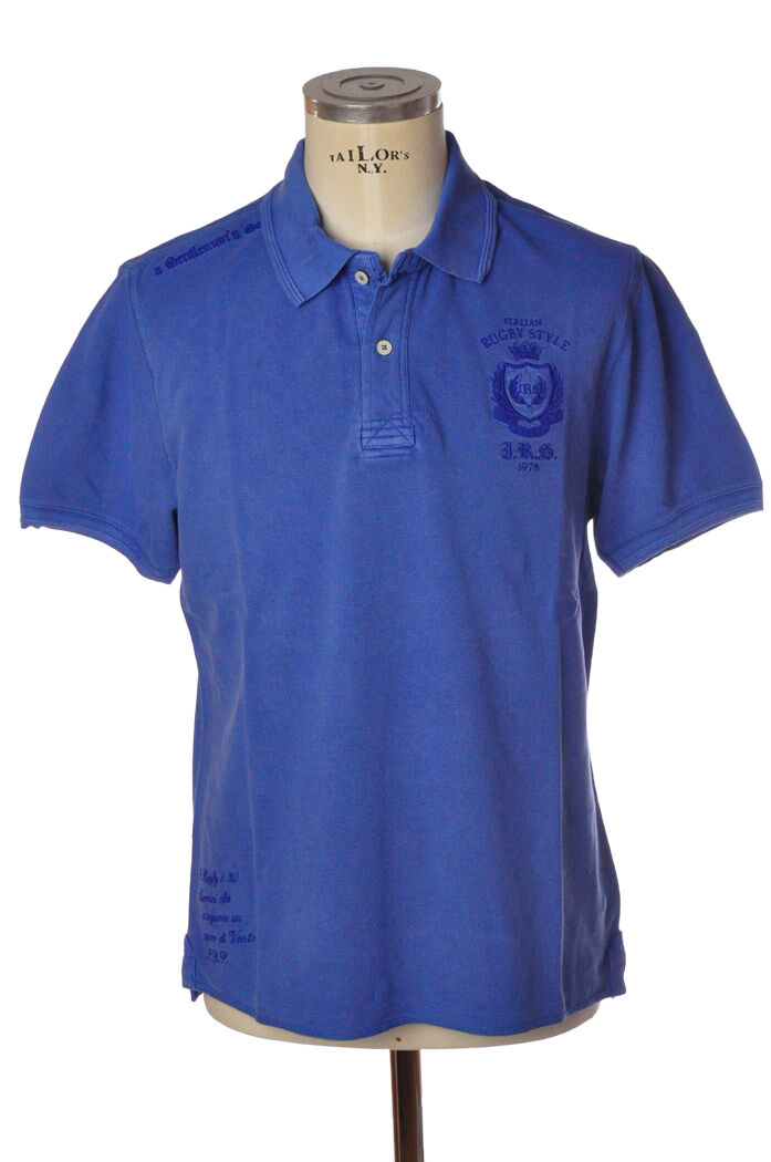 Italian Rugby Style  -  Polo - male - 319227A184341