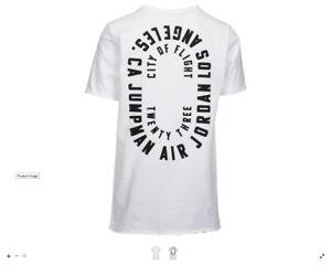 a4debe64984 Air Jordan Jumpman City of Flight COF AJ23 Adult Men T-shirt BNWT ...