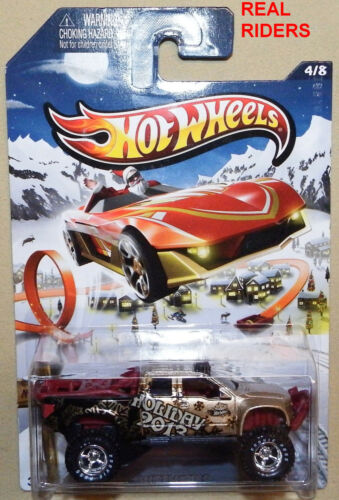s See Description Hot Wheels HOLIDAY CARS Pick Your Car