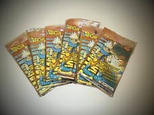 Artbox Dragon Ball Z Holochrome Archives Edition Card Lot of 6 Packs