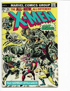 Uncanny-X-Men-96-VG-FN-5-0-1st-Appearance-Moira-McTaggert-Wolverine