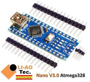 Nano-V3-0-Controller-Board-CH340G-Atmega328P-Compatible-Arduino-Nano-V3-CH340