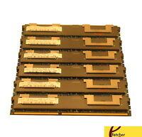48gb (6x8gb) Memory For Hp Proliant Dl380 G7 Dl980 G7 Ml330 G6 Ml350 G6 Ml370 G6