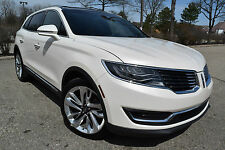 2016 Lincoln MKX AWD BLACK LABEL-EDITION(ECOBOOST)BEST OF BEST