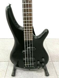 IBANEZ Electric Bass SOUNDGEAR SR800 1991 JAPAN Black ACTIVE