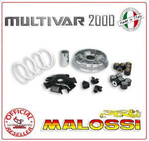 MotivéE Gilera Nexus 125 E3 Variateur Malossi 5111397 Multivar 2000