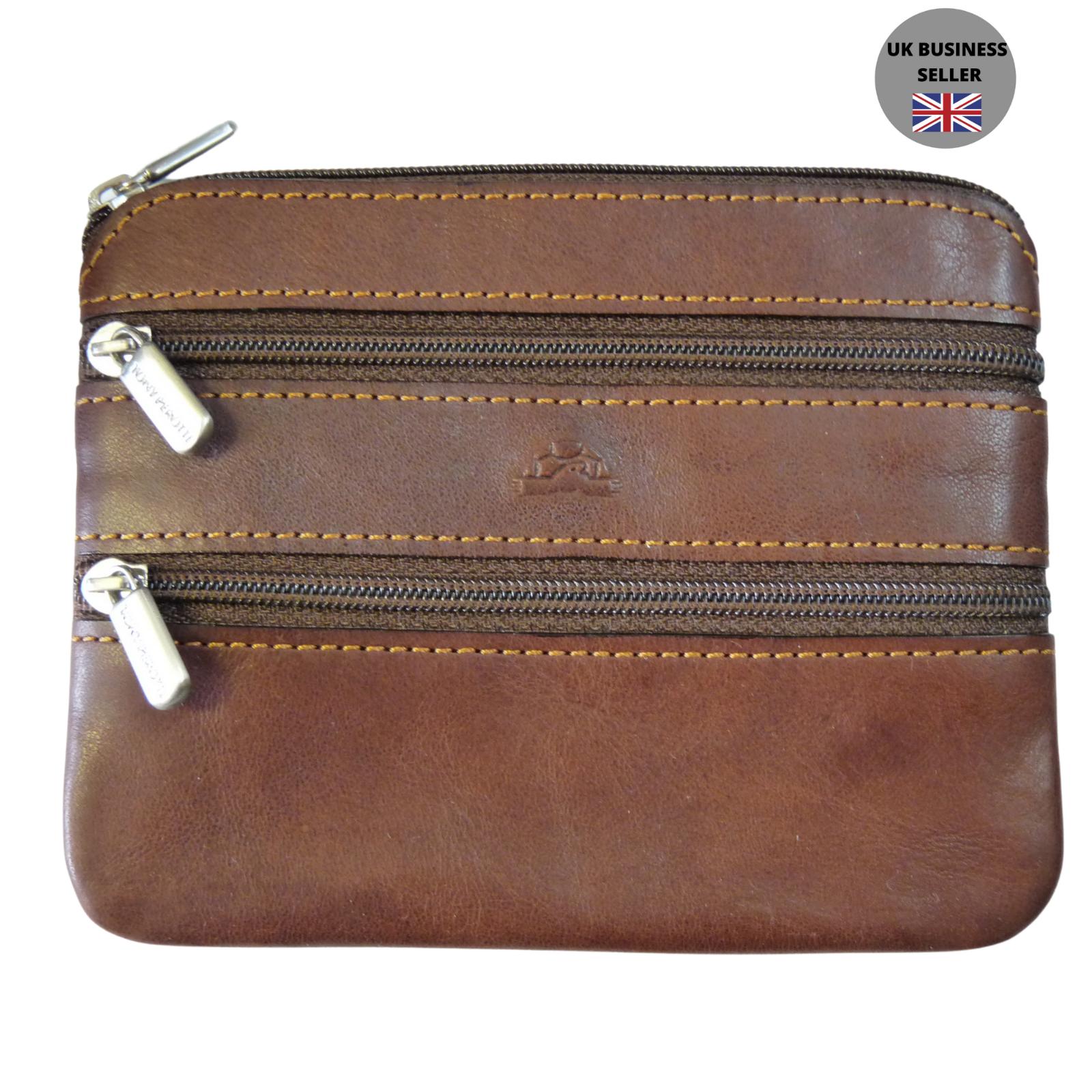 **SALE RRP Tony Perotti Italian Leather Coin Card purse