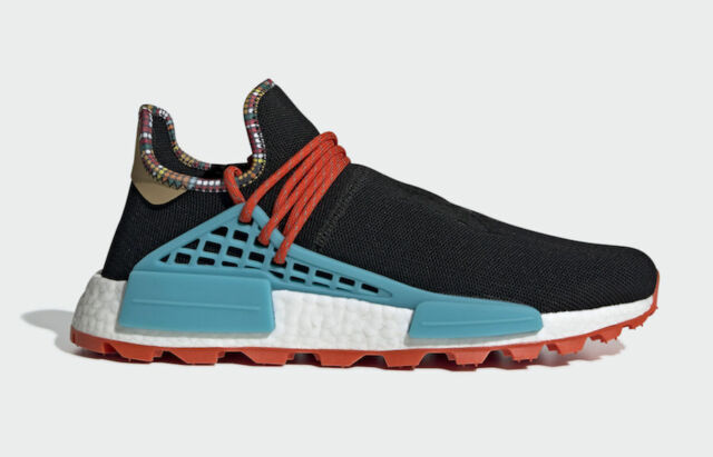 6ca64a569758e Men s Brand New Adidas PW Solar Hu Nmd Athletic Fashion Sneakers  EE7582
