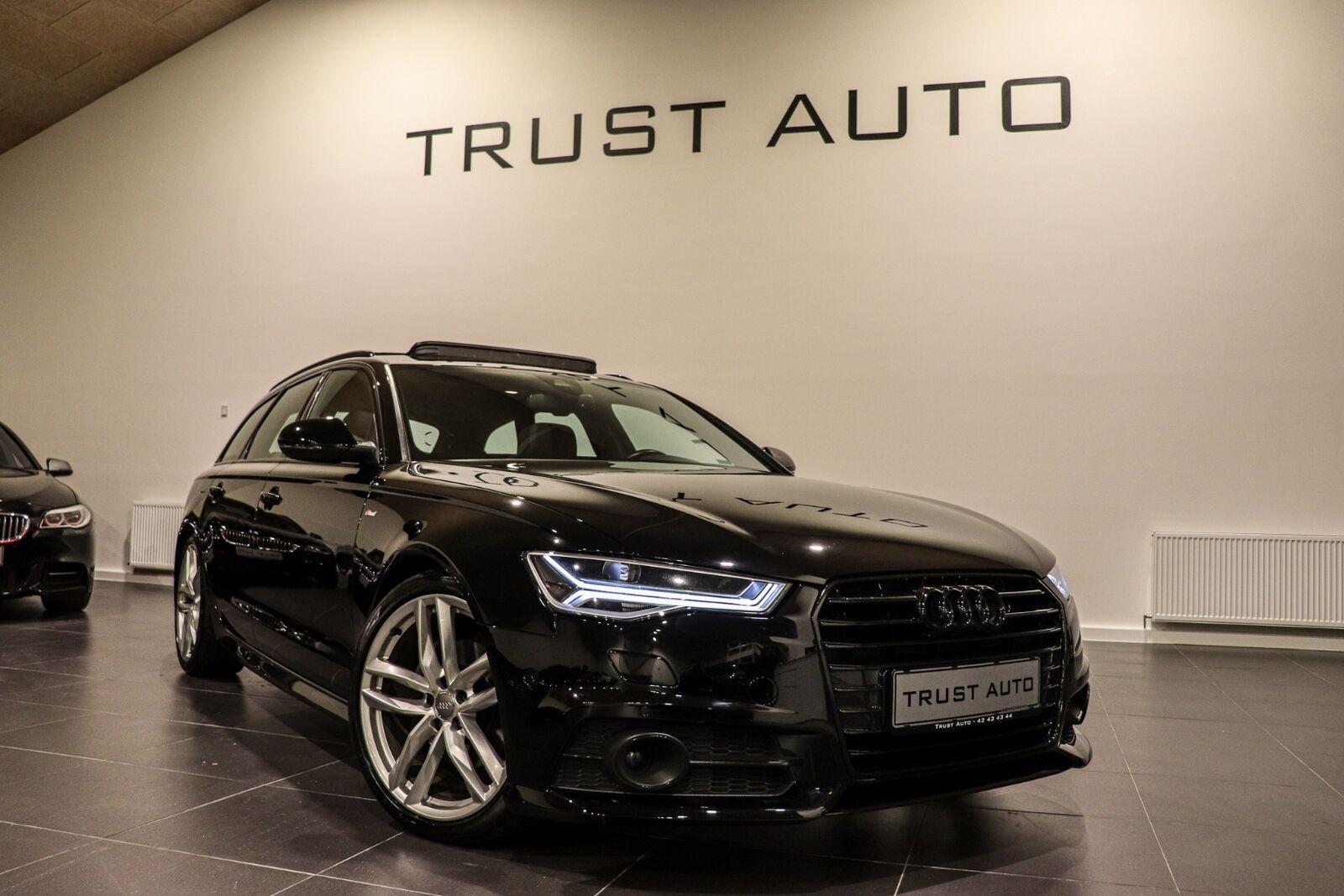 Audi A6 2,0 TDi 190 Ultra S-line Avant S-tr. 5d