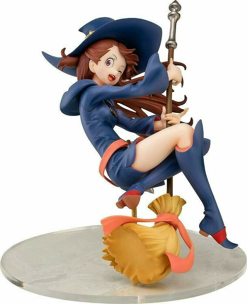 Charaani Little Witch Academia  Atsuko kagari 1  7 Scale cifra in pvc multiColoreee