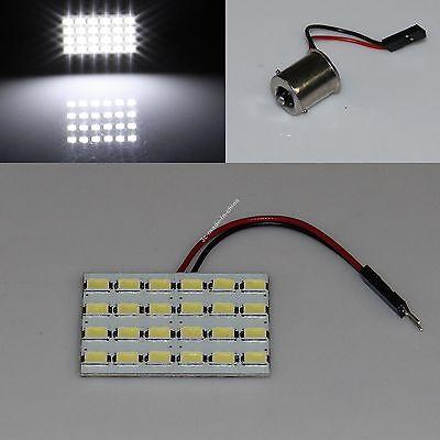 White Car 24 SMD 5630 LED panel Light 1156 BA15S 67 89 P21W 1141 97 T25 1129 12V