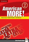American More! Level 2 Extra Practice Book by Christian Holzmann, Jeff Stranks, Gunter Gerngross, Herbert Puchta, Maria Cleary, Peter Lewis-Jones (Paperback, 2010)