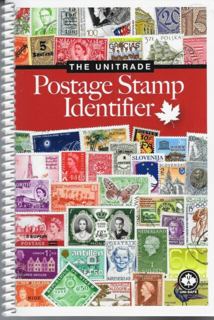 """The Unitrade Postage Stamp Identifier"" (Unitrade Press ..."
