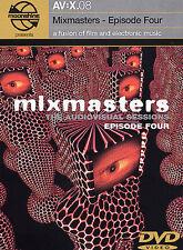 Moonshine Movies: AV:X.08 Mixmasters - Episode Four (DVD) ** LIKE NEW **