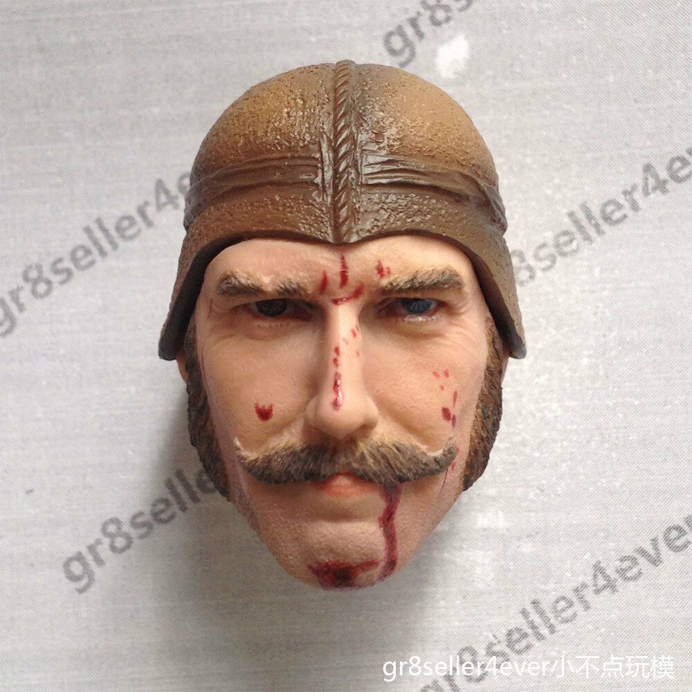 1 6 Head Sculpt Daniel Day-Lewis Gangs of New York Bill 'The Butcher' Cutting BL