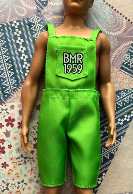 KEN BOTTOM ~ BMR1959 BLUE LOGO BOXER SWIM SHORTS PANTS MADE TO MOVE ACCESSORY